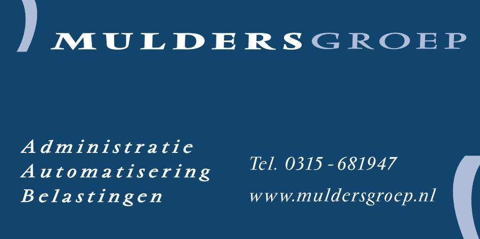 logo MuldersGroep blauw